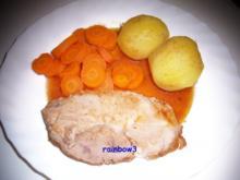 Kochen: Schinken-Rollbraten - Rezept