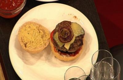 Cheeseburger deluxe (Jochen Schropp) - Rezept