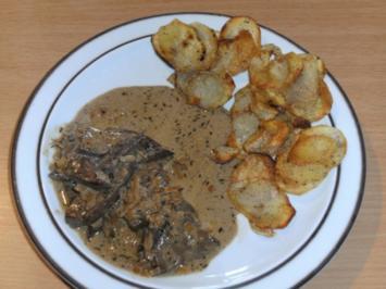 Fleisch: Lammleber gebraten - Rezept