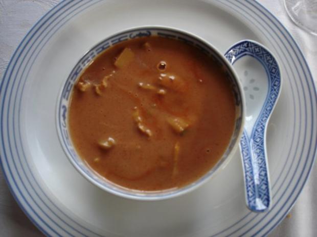 Chinesische Tomatensuppe - Rezept - Bild Nr. 2