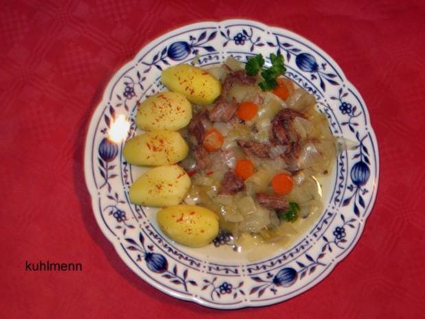 Rindfleisch/Zwiebel-Suppe - Rezept - Bild Nr. 2