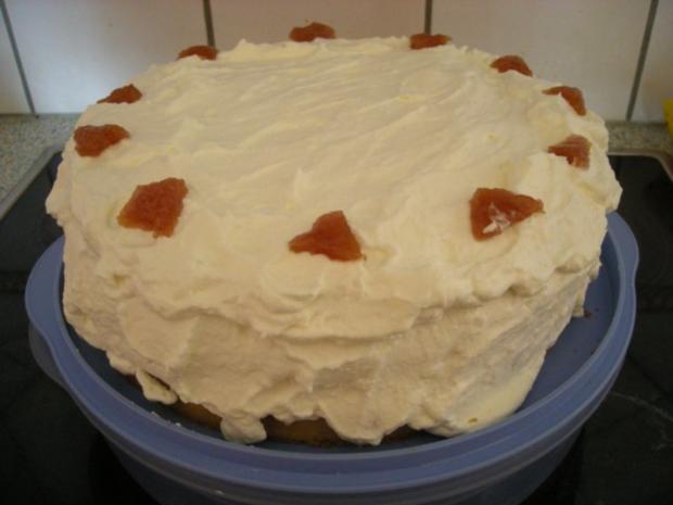 Quittenbrot Torte - Rezept - Bild Nr. 2