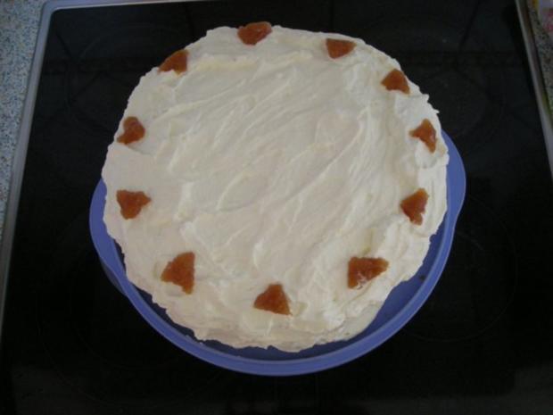 Quittenbrot Torte - Rezept - Bild Nr. 4