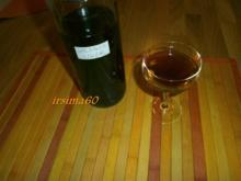 Walnusslikör - Rezept