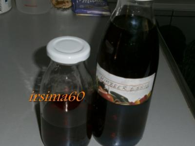 Himbeeressig - Rezept