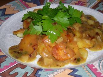 Bratkartoffel Salat - Rezept