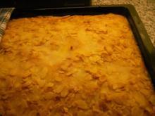 Teekuchen vom Blech - Rezept