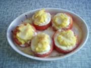 Polenta-Tomaten - Rezept