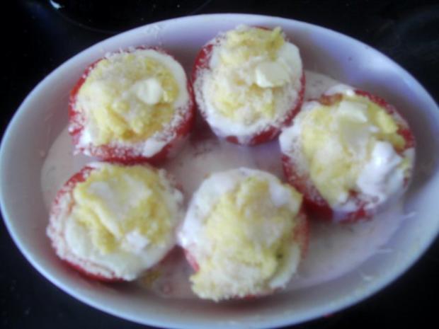 Polenta-Tomaten - Rezept - Bild Nr. 2