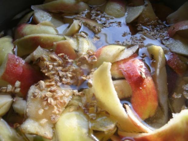 Apfel- Ingwer- Sirup - Rezept - Bild Nr. 2