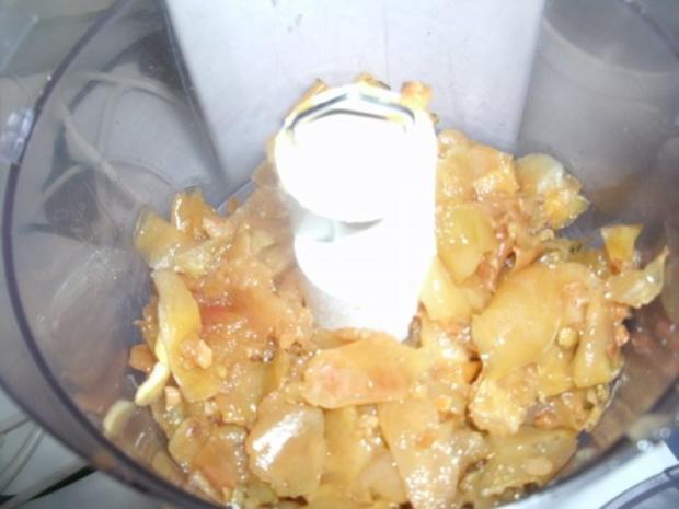 Apfel- Ingwer- Geleebonbon - Rezept - Bild Nr. 2