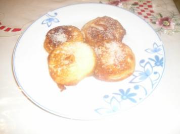 Rezept: Gebackene Apfelringe
