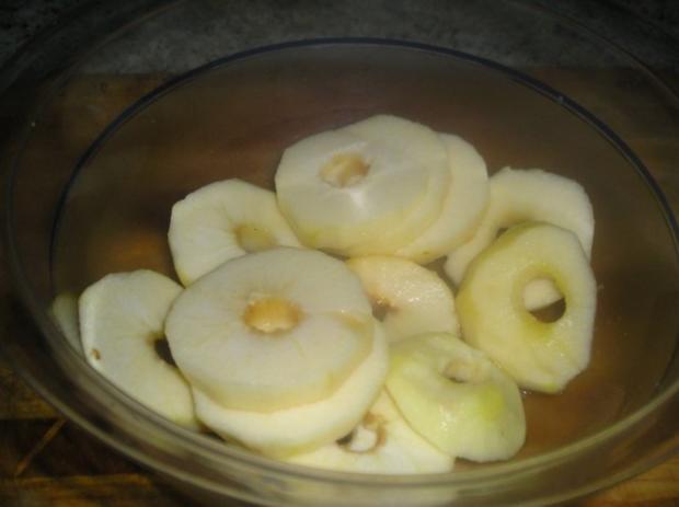 Gebackene Apfelringe - Rezept - Bild Nr. 3