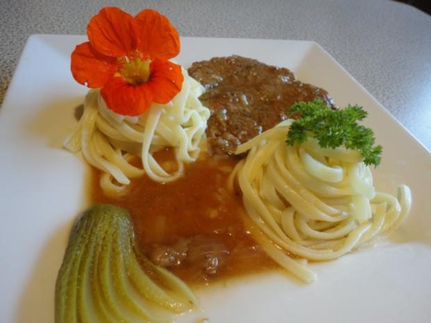 Rostbraten mit Zwiebel Sauce - Rezept - Bild Nr. 8
