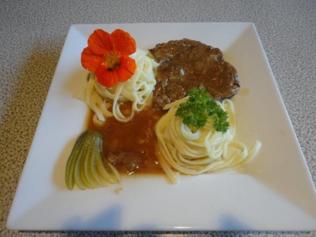 Rostbraten mit Zwiebel Sauce - Rezept - Bild Nr. 9