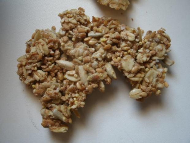 Knusperbrot-Körnersnack- vollwertig - Rezept - Bild Nr. 6