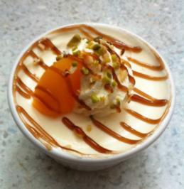 Ludwig's Quark-Joghurt Törtchen mit Obst - Rezept