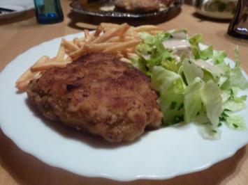 Fl/Schwein: Cordon bleu - Rezept
