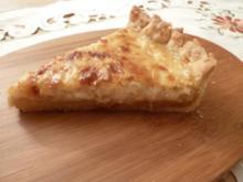 Flamiche au Camembert - Rezept
