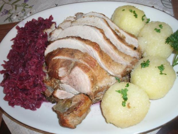 Mecklenburger rippenbraten rezept