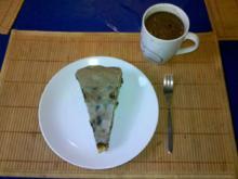 Kuchen: Honig-Macadamiakuchen - Rezept