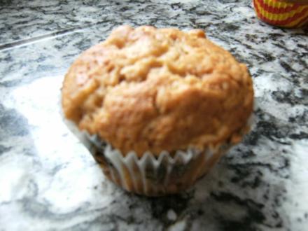 Apfelstrudel-Muffins - Rezept