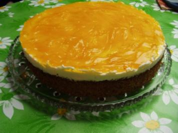 Maracuja-Torte - Rezept