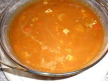 Gulaschsuppe mit Kartoffeln - Rezept