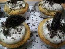 Oreo Cupcakes - Rezept