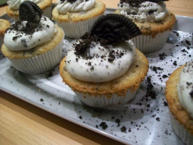 Oreo Cupcakes - Rezept - Bild Nr. 4
