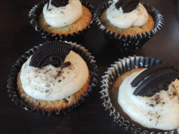 Oreo Cupcakes - Rezept - Bild Nr. 7
