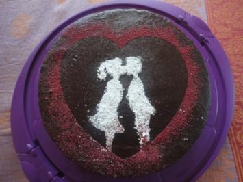 Kiss Kiss Torte - Rezept