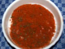 selbstgemischtes Kartoffelgewürz           (Potato Spice) - Rezept