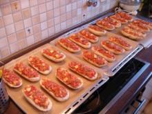 Baguette Brötchen nach Frau Graen aus Borsum - Rezept