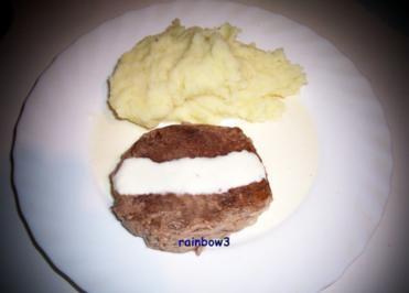 Kochen: Thunfischsteak mit Meerrettichsauce - Rezept