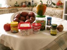 Kartoffelsalat (wie er uns schmeckt) - Rezept