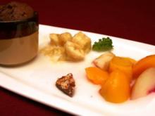 Kuchen mit Früchten - Rezept