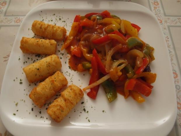 Lankas Zigeunerschnitzel - Rezept
