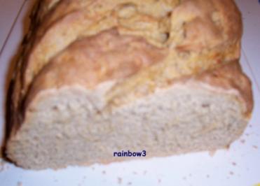 Rezept: Backen: Dinkel-Roggen-Joghurt-Brot