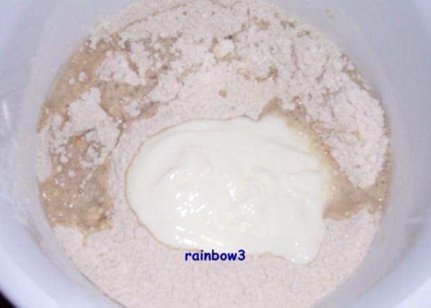 Backen: Dinkel-Roggen-Joghurt-Brot - Rezept - Bild Nr. 4