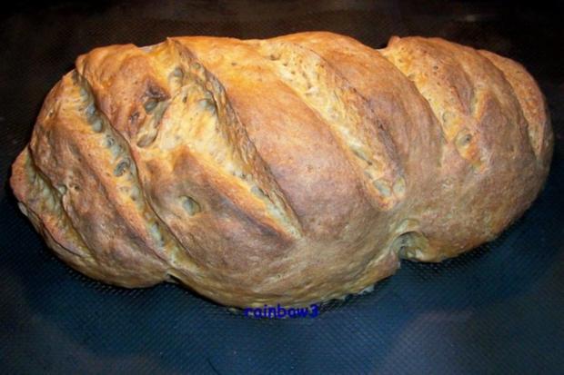Backen: Dinkel-Roggen-Joghurt-Brot - Rezept - Bild Nr. 10