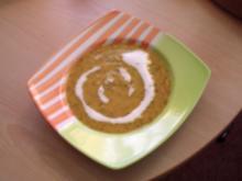 Kartoffel-Möhren-Ingwer-Suppe - Rezept