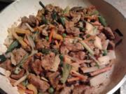 Meine WW - Rezepte Asiatische Hühner-Kokos-Pfanne - Rezept