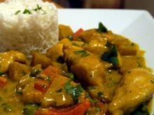 "Chicken-Curry ""Colombo"" - Rezept"