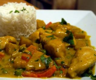 "Chicken-Curry ""Colombo"" - Rezept"