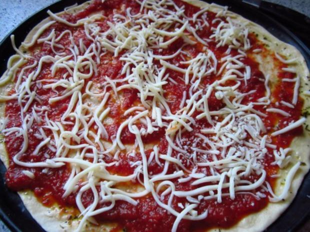 Pizza - Rezept - Bild Nr. 7