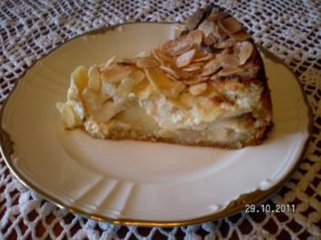 Joghurt Apfelkuchen - Rezept