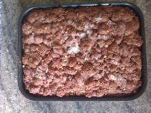 Krümelkuchen - Rezept