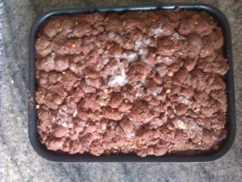 Rezept: Krümelkuchen