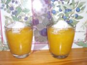 Suppe: englische Apfelsuppe mit Wein - Rezept